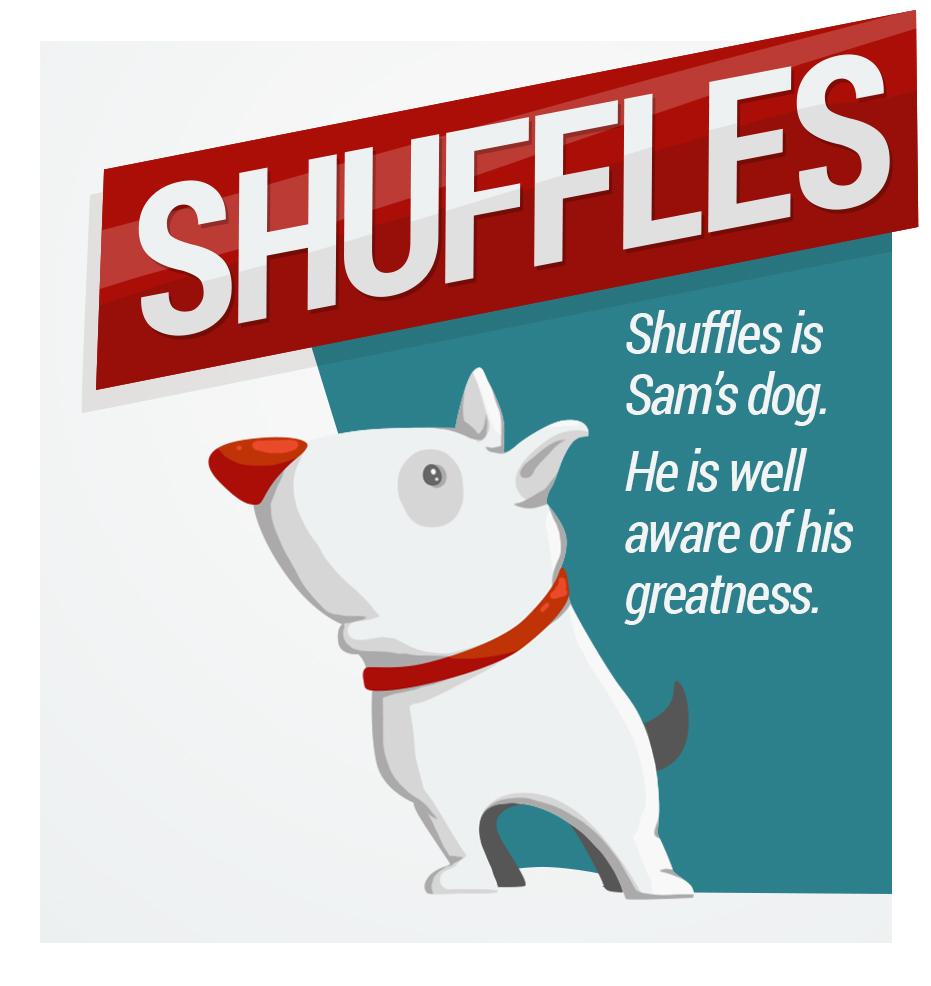 Shuffles